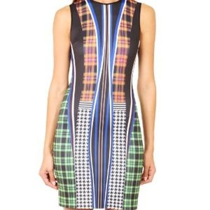Clover Canyon Dublin Sleeveless neoprene Dress